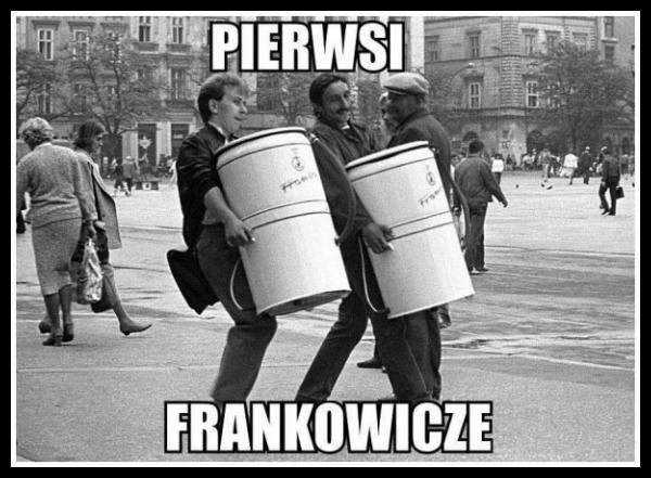 Na mecz ze Szwajcarią wystawiamy frankowiczów. Wyłącznie