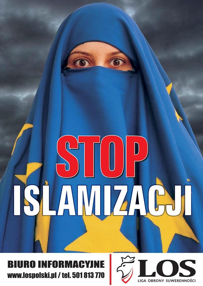 Stop islamizacji – pikieta w Gdańsku
