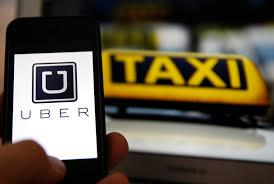Uber ukarany we Francji