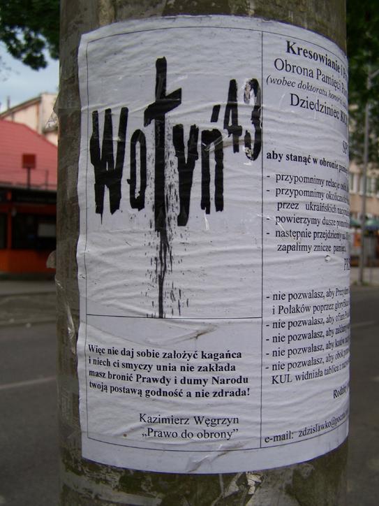 Kto przeszedł przez Wołyń, ten już był w piekle…