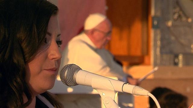 Syryjka z Aleppo obala papieski mit o potrzebie impregnacji Polski Islamem