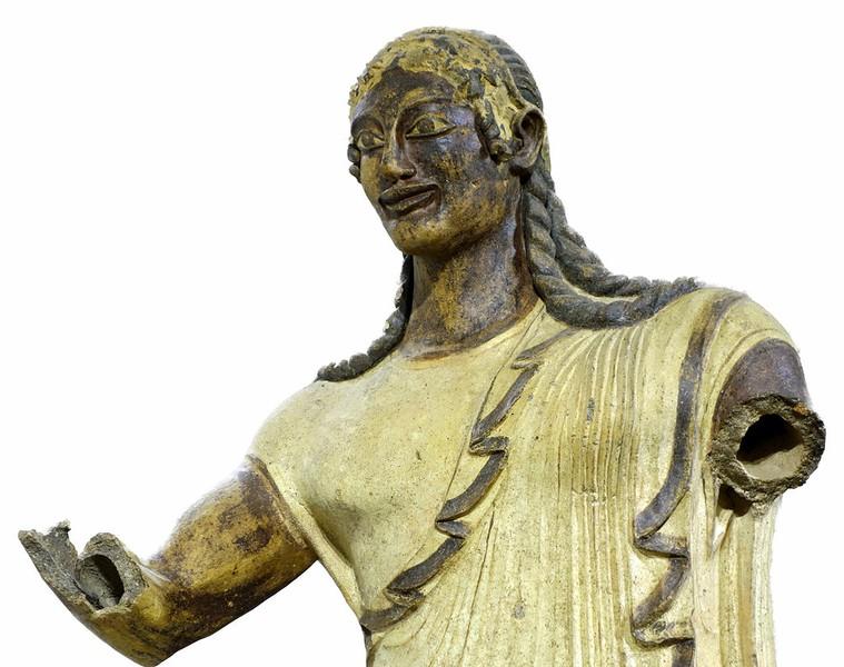 Tajemnica pochodzenia Etrusków