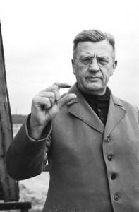 bach-zelewski in 1961