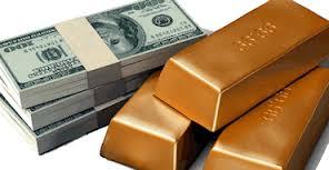 Krucha wiarygodność złota i dolara