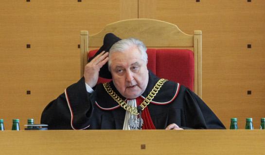 Trybunał nie musi orzekać wg kolejności wpływu