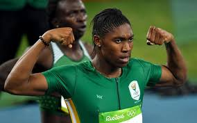 Faceci bez jaj zdobyli medale na 800 m kobiet