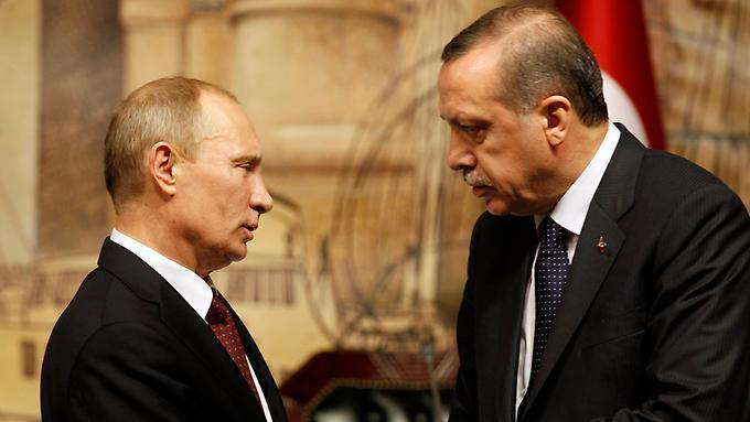 "Turcja pod rosyjskim ""parasolem"""
