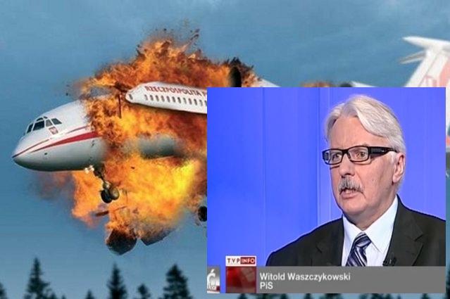 WOLNY CZYN: Czy Waszczykowski potwierdzi, że w Smoleńsku zamachu nie było?