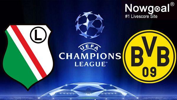 Legia vs. Borussia