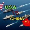 Ameryka vs chiny 1