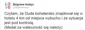 Hołdys