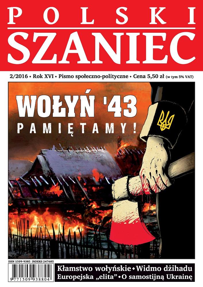 """Nowy numer """"Polskiego Szańca"""""""