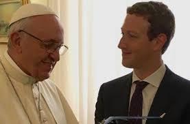 Bergoglio – Zuckerberg, braterstwo NWO?