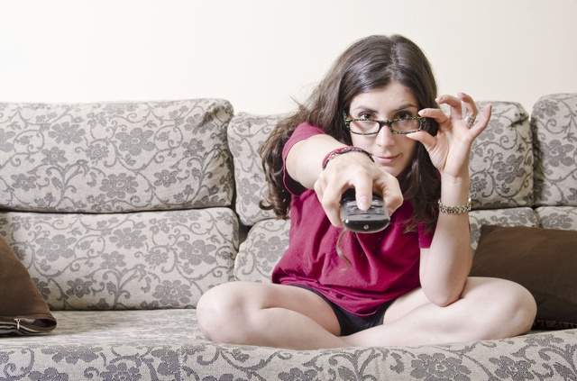 Skutki oglądania telewizji w sobotę