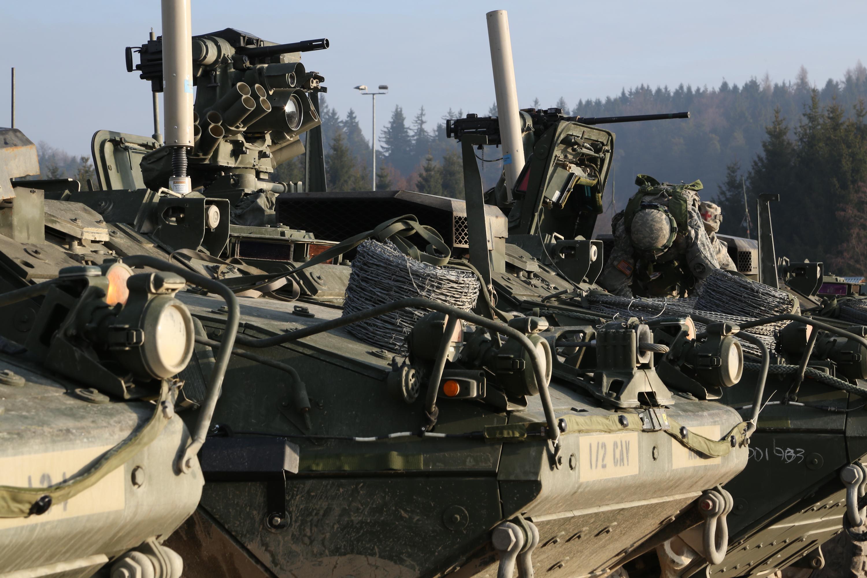 Plan dyslokacji wojsk NATO w Polsce