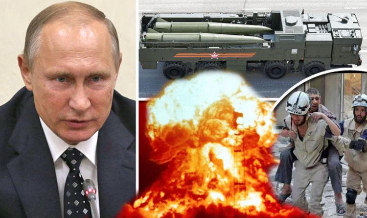 Zaczyna się 3 Wojna Światowa? Putin wzywa Rosjan do powrotu z zagranicy!