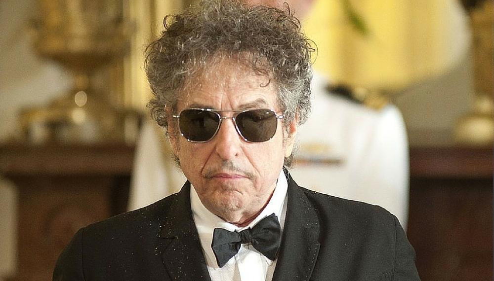 Noblista Dylan, czyli  Robert Allen Zimmerman