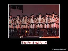 Walczą o prawa kobiet, kobiet nadużywając