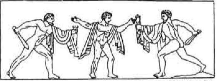 O Etruskach i ich stosunku do wiary
