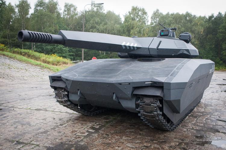 Czy Francja, Niemcy i Polska zbudują wspólnie super czołg?
