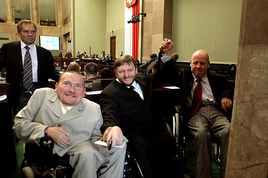 Pieniądze dla niepełnosprawnych są w budżecie