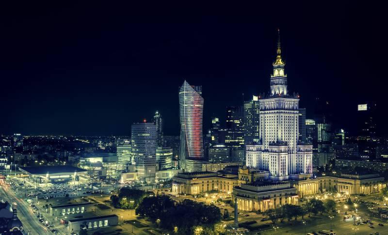 Największa grabież w powojennej historii stolicy