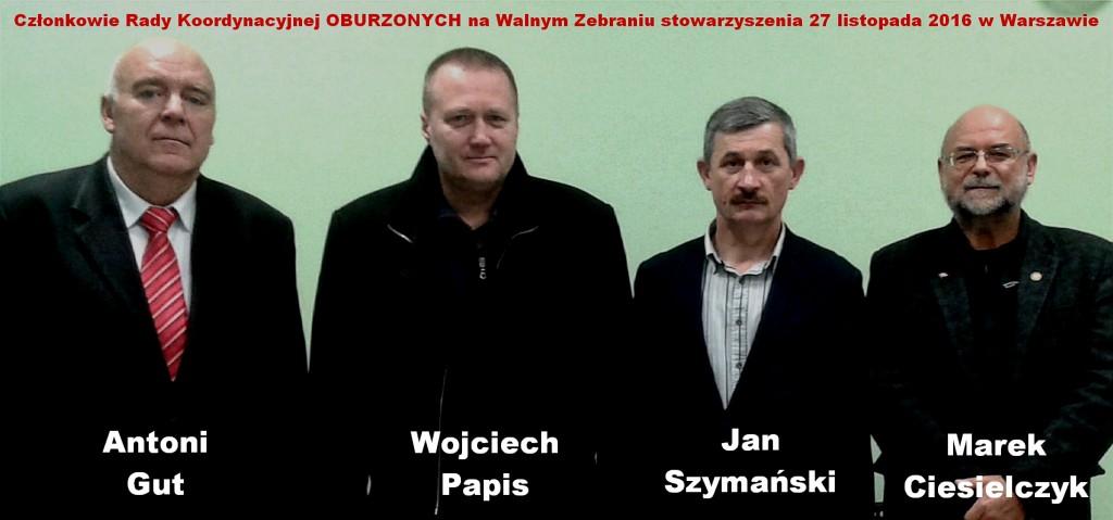 Rada Koordynacyjna OBURZONYCH