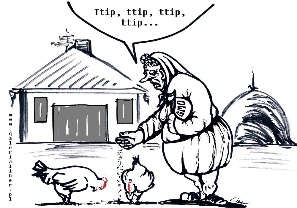 TTIP w naszej zagrodzie