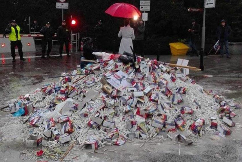 Sterta śmieci