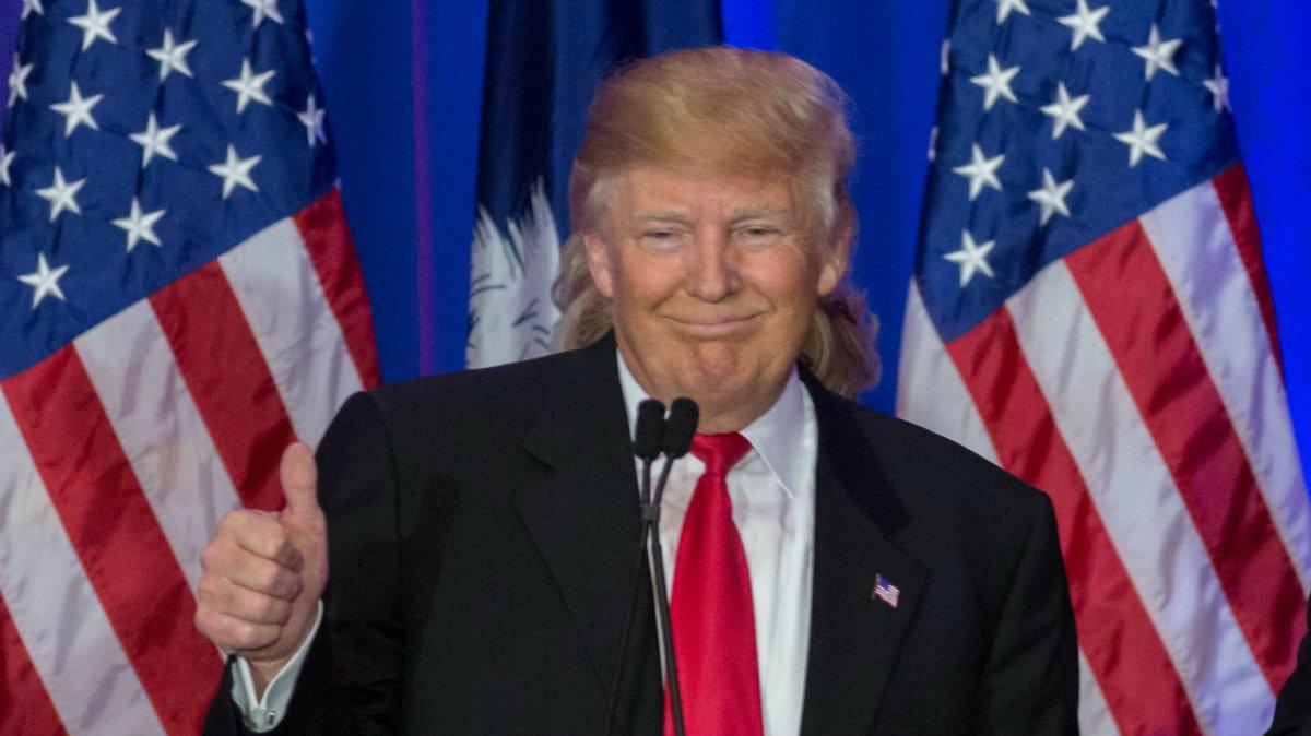 Donald Trump wypowiada wojnę globalistom?