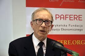 Jan Małek, założyciel PAFERE, odznaczony Krzyżem Komandorskim Orderu Odrodzenia Polski