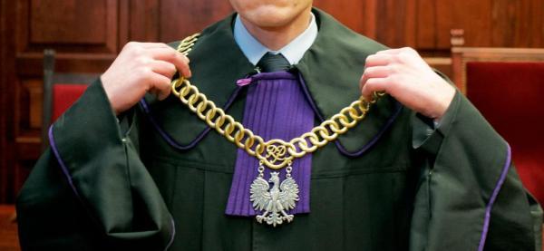 Sędzia Żurek baja o prawie