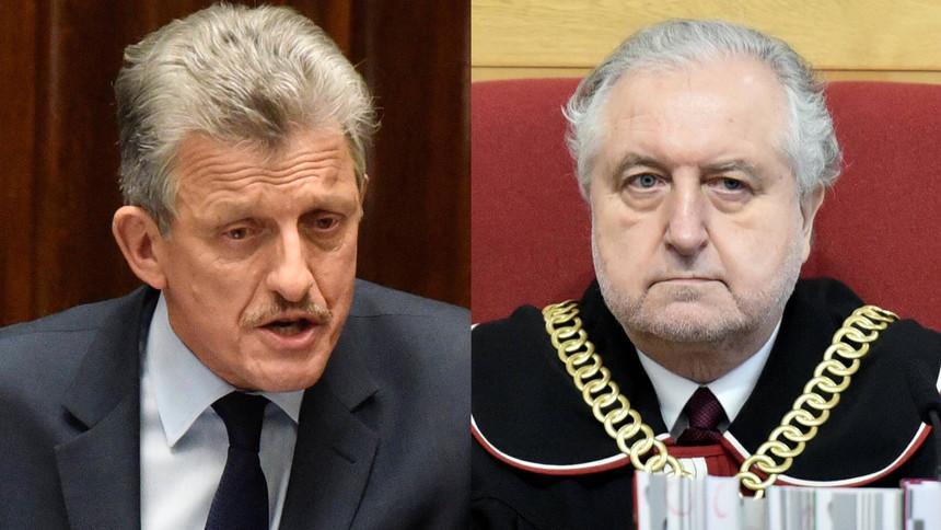 Rzeplińscy vs. Piotrowicze