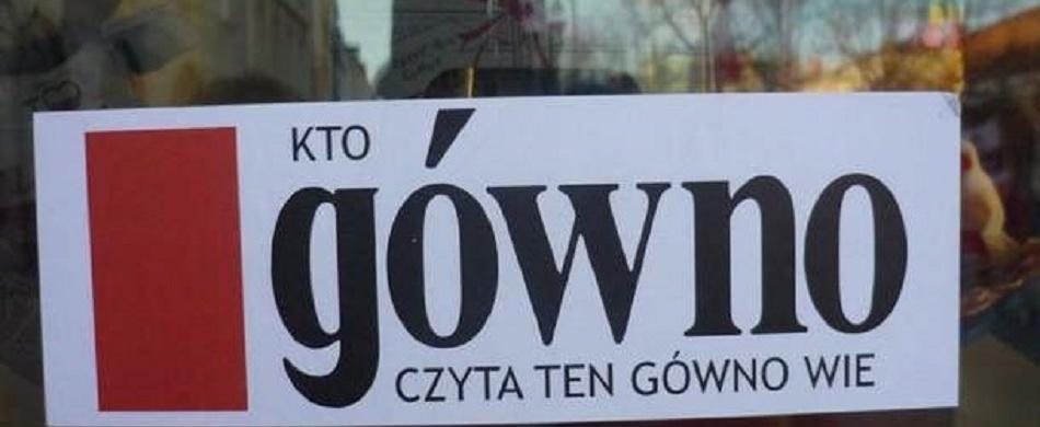 Agora: To nie my, to… nie… my… TONIEMY!