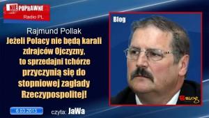 Pollak blog