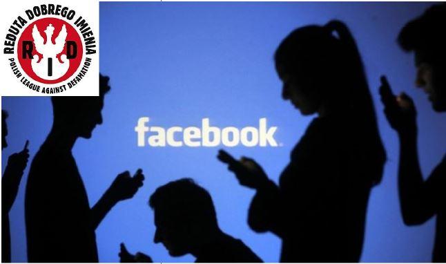 Prezes Reduty złożył pozew przeciwko Facebookowi