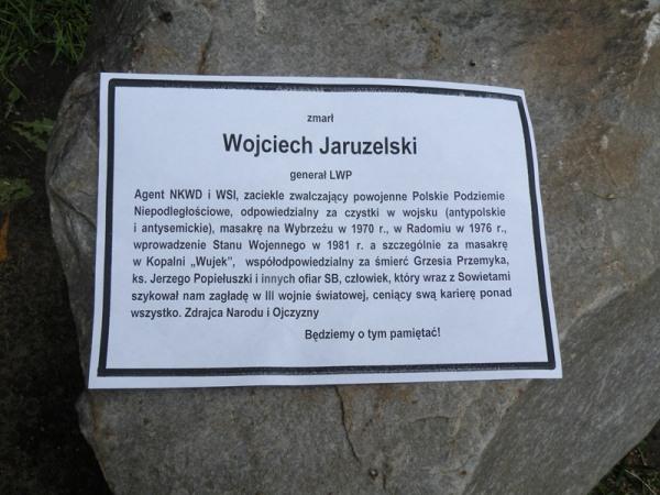 Sieroty po Jaruzelskim