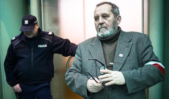 Prokuratura wystąpi o warunkowe zwolnienie z odbycia reszty kary dla Zygmunta Miernika