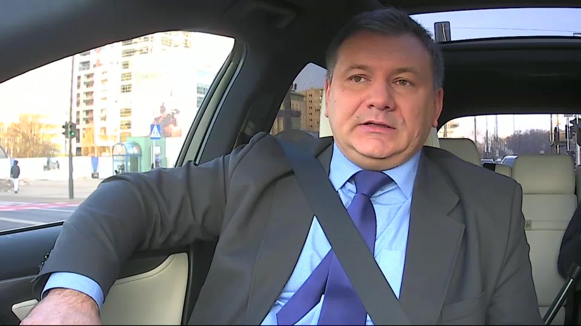 Waldemar Żurek – gawędziarz apolityczny