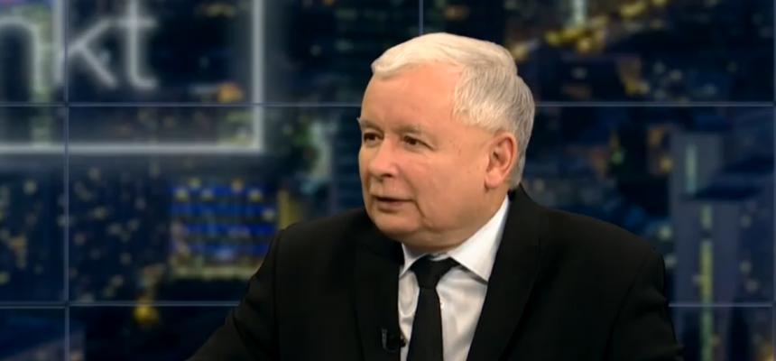 Kaczyński o Ukrainie: Polska nie zgadza się na promowanie oprawców i ludobójców