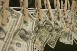 pralnia pieniędzy