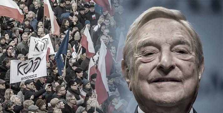Soros nie jest Sorosem*, a i tak za wszystkim stoją Rosjanie