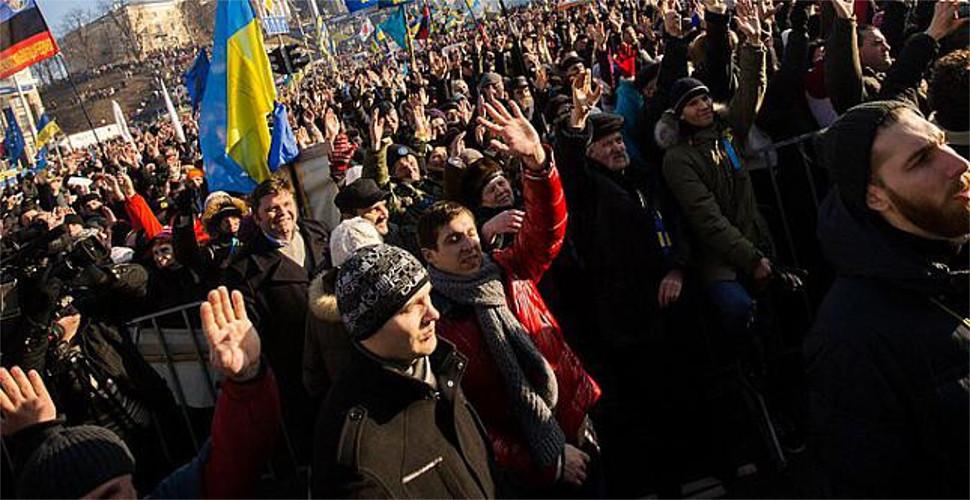 Ukraino, byle do wiosny!