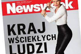 """""""NEWSWEEK"""" STRASZY WOLNE JEZIORANY SĄDEM ZA KRYTYKĘ ARTYKUŁU PAULI SZEWCZYK PT. """"POLSKIE OBOZY KONCENTRACYJNE ISTNIAŁY"""""""