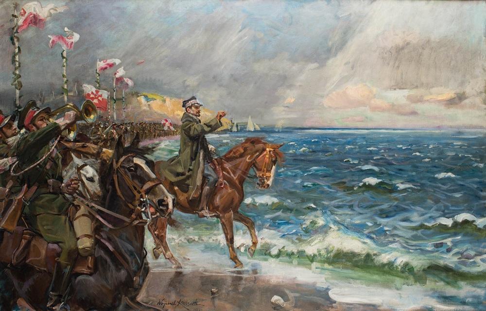 97. rocznica zaślubin Polski z Bałtykiem