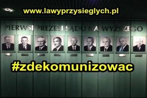 Zdekomunizować-sądy