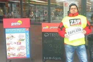 Były pracownik opowiada o swojej pracy w POLOmarket