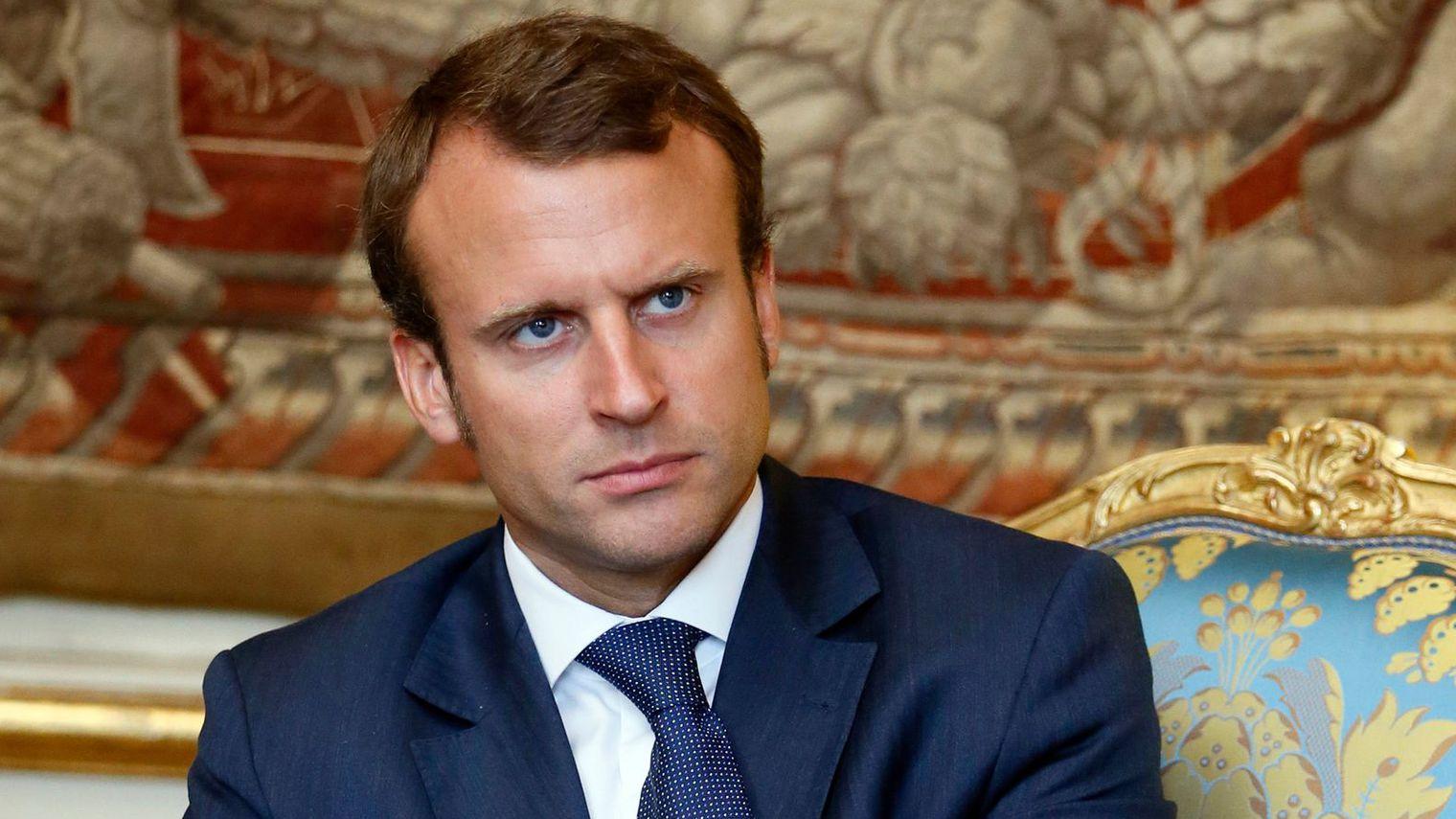 To przyszły prezydent Francji?