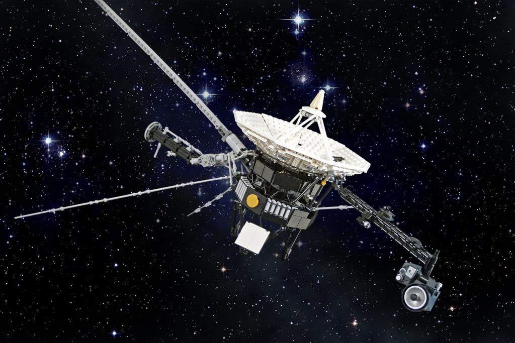Ktoś zmienił kod binarny sondy Voyager 2