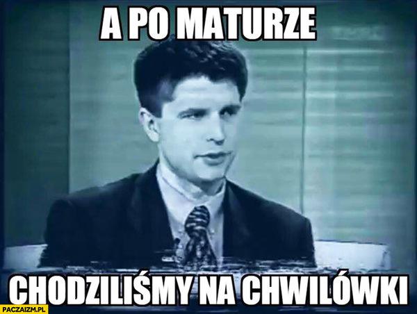 Petru w tv
